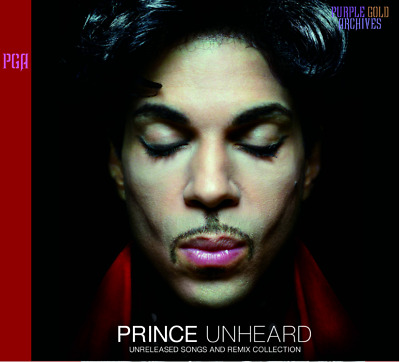 Prince  - Unheard - Unreleased Songs And Remix Collection 2Cd
