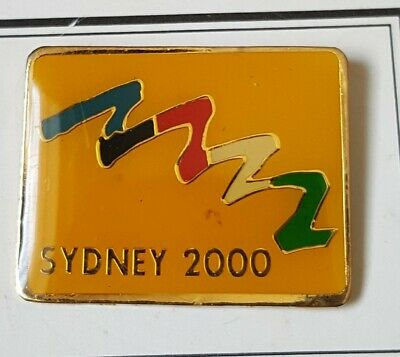 Sydney 2000 Olympic Games - Australia - Lovely Enamel pin Badge ##C