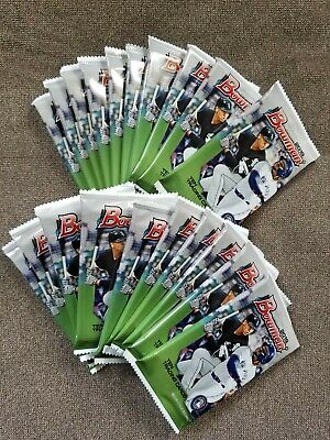2019 Bowman Baseball Retail Mega -Lot Of 20 Unopened Packs! Sealed Packs!