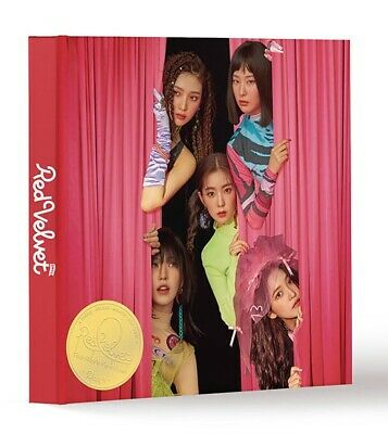 Red Velvet - The ReVe Festival Day1 [Guide Book Ver.] CD+Free Gift+Tracking no