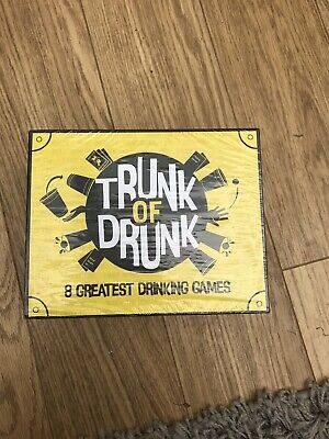 Trunk Of Drunk 8 Adult Drinking Games