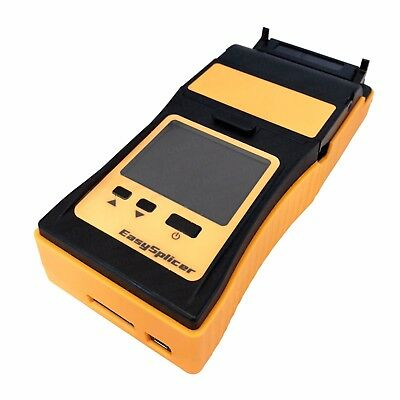 Easy Splicer Fiber Optic Fusion Splicer Cleaver Automatic Focus Function FTTH