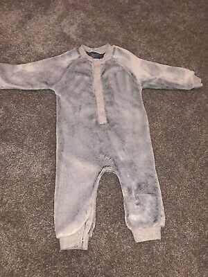 next baby boy 6-9 months Cozy All In One