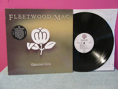 Fleetwood Mac lp greatest Hits import Germany vinyl record Nicks Buckingham
