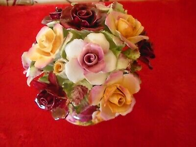 Royal Albert Old Country Roses *** LARGE CHUNKY FLOWER POSY *** read description