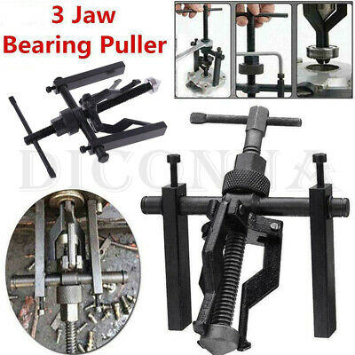 BLACK Three Jaw Type Puller 3Paws Puller Vehicles Wheel Tools Puller Rem Bearing