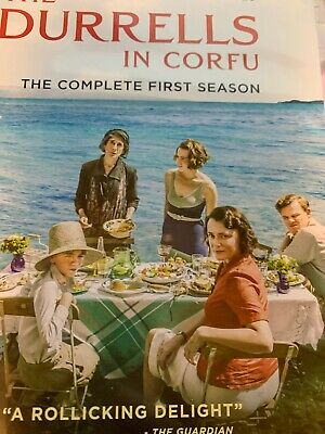 The Durrells in Corfu: The Complete First Season (Masterpiece) [New DVD]