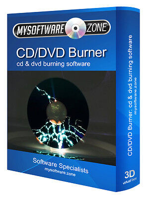 Music Audio Cd To Mp3 Ripping Software + Burn Cd & Dvd Discs, Fantastic Value