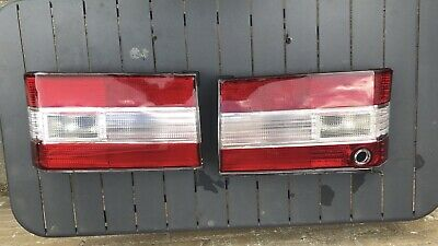 BRAND NEW JDM Celsior 90-94 LEXUS LS400 RED CLEAR TAIL