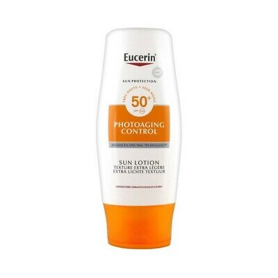 S0567916 108951 Lotion Solaire Photoaging Control Eucerin Spf 50+ (150 ml)