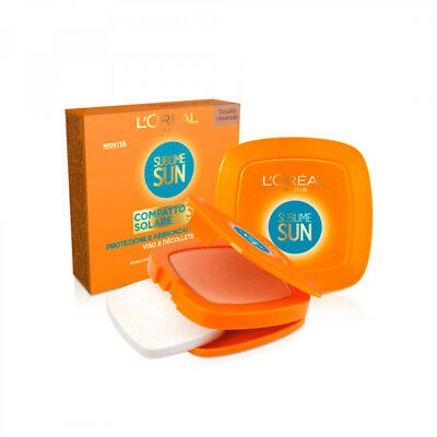 S0552951 105602 Maquillage compact Sublime Sun L'Oreal Make Up (9 g)
