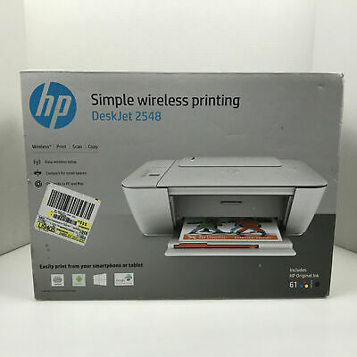 HP DESKJET 2548 WINDOWS 8 X64 DRIVER DOWNLOAD