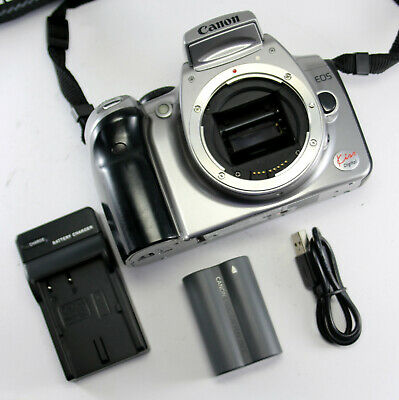 【EXCELLENT】Canon EOS Digital Rebel  EOS 300D 6.3MP Digital SLR Camera From Japan