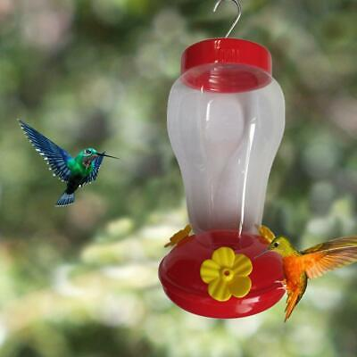 Hummingbird Feeder Water Feeder Outdoor Garden Iron Hanging Bird Feeder Base