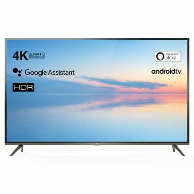 SMART TV 4K 65 pollici Televisore LED TCL UHD Android TV T2 S2 Wifi HDR 65EP640