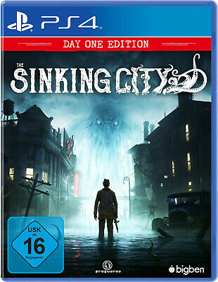 The Sinking City - Limited Day One Edition - PlayStation 4