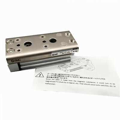 H● SMC MXQ25-50Z Pneumatic slide cylinder New