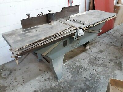The Porter 300 Jointer 24 inch