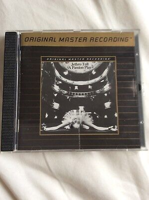 JETHRO TULL A Passion Play Ultradisc II Gold Cd