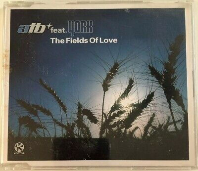 ATB Feat. York - The Fields Of Love - CD SINGLE