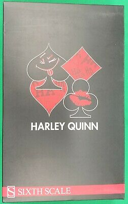 DC Harley Quinn Sideshow Collectibles Sixth Scale Figure 1/6