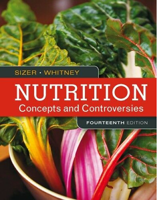 🔥Nutrition Concepts and Controversies, 14th Edition{!!version EB00K!!}🔥