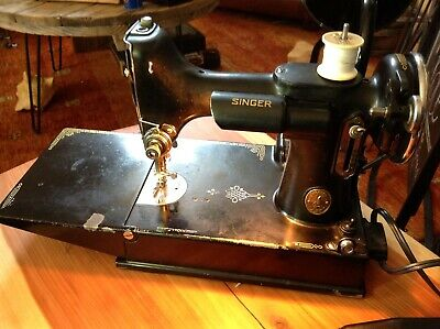 Singer Featherweight  AE Serial Number