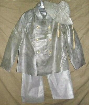 Russian Costume STORM Soviet Navy wind/waterproof protection suit SIZE ##3