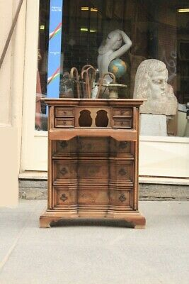 Cabinet with Secretary Desk to Ribalta,Period First half of the '900,Briar