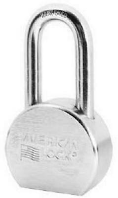 MASTER LOCK CO American Lock 2-1/2 Inch Chrome-Plated Steel 5-Pin Keyed-Alike Pa