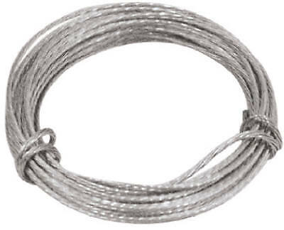 HILLMAN FASTENERS 108-Inch 20-Lb. Stainless Steel Picture Hanging Wire 50112