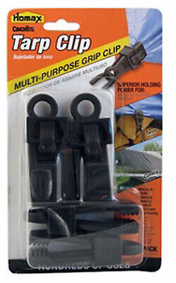 HOMAX PRODUCTS/PPG 4PK CinchTite Tarp Clip 5304