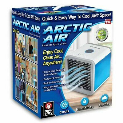 Mini Arctic Air Cooler Humidificateur d'air Climatiseur Climatiseur inverter
