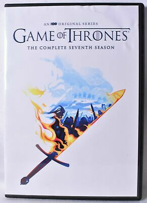 Game of Thrones: The Complete Seventh Season - NEW - DVD