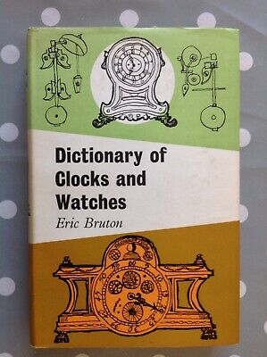 The Science of Clocks & Watches - A L Rawlings Hardback - 2nd Edition