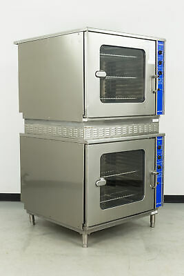 Cleveland Range, CCE227X, Combiovens  (Used)