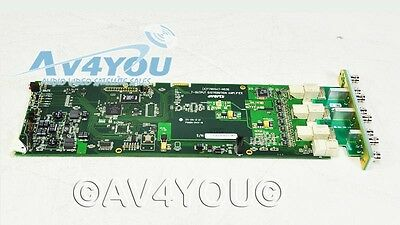 Evertz 7700DA7-SD 1x7 SD-SDI Reclocking Distribution Amplifier w/ ADA backplane