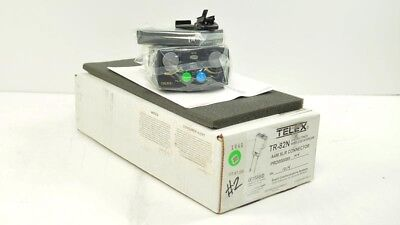 New Telex TR-82N UHF Beltpack Wireless Intercom Band: H4 A4M #2