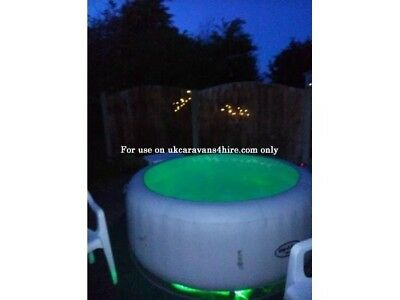 Last minute holiday Short break with Hot Tub on Haven Park North Wales