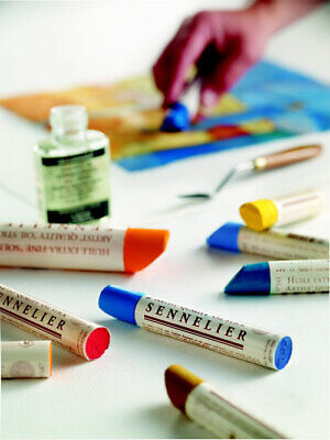Sennelier Artists Oil Stick - Oil Bar Paint Stick - 38ml - Choose Colour