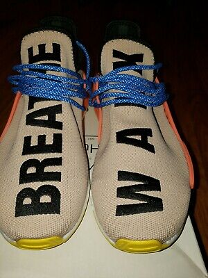 online retailer bea8c 81576 ADIDAS PW HUMAN RACE NMD TR TRAIL PALE NUDE Sz 9 TAN Williams MINT OG ALL