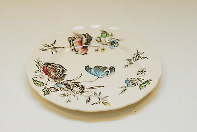 6 Johnson Brothers Days In June Bread Plate Plates 6 3/8 Inch