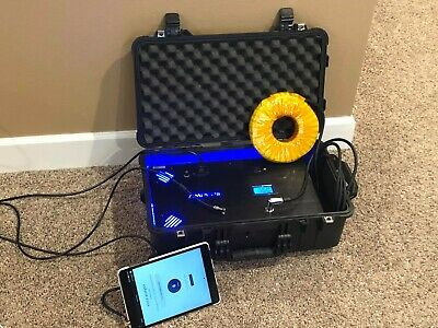 ALMAG-01 MAGNETO THERAPY by ( PEMF ) PEMF Device 110/60Hz for USA