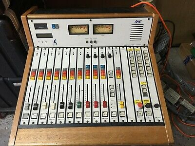 Analogue RME Broadcast Console