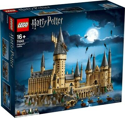 NEW LEGO Harry Potter Hogwarts Castle 71043 (Limited) from Mr Toys