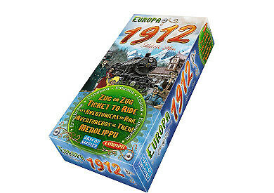 Ticket To Ride Europe 1912 DOW720111