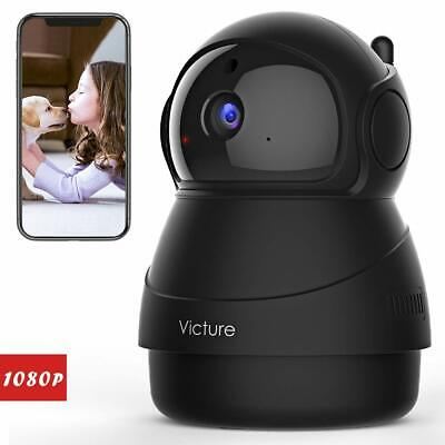 Victure 1080P FHD WiFi IP Camera Indoor Wireless Security Camera With Motion Det