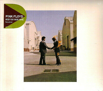 Pink Floyd - Wish You Were Here (2011 Remaster)  CD  NEW/SEALED  SPEEDYPOST