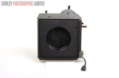 Sinar Monorail Copal Shutter and Release. Graded: EXC [#8806]