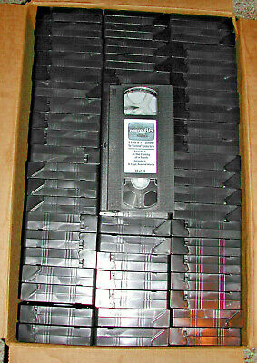 Lot of 60 - MAXELL T-120 VHS VIDEO TAPES